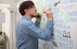 Coding da Vinci - Der Kultur-Hackathon.  Photo: Volker Agueras Gäng