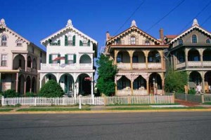This historic district is