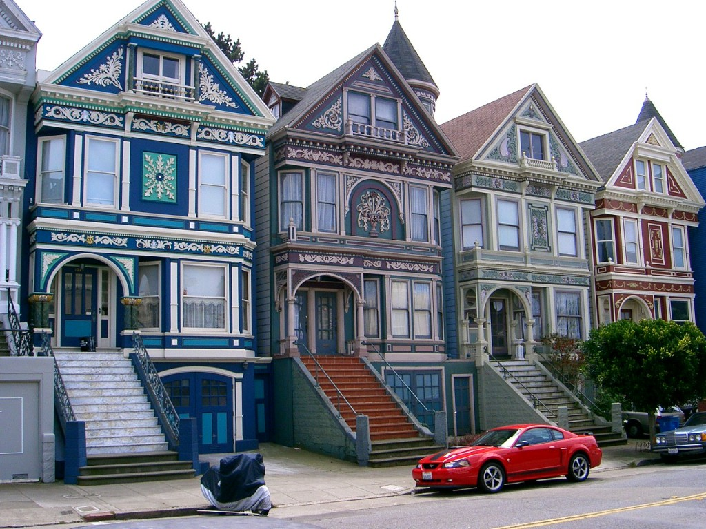 The developer resident gentrification of Haight-Ashbury in San Francisco, 2004